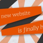 our new website is finally here!