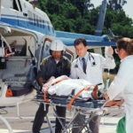 Air ambulance services